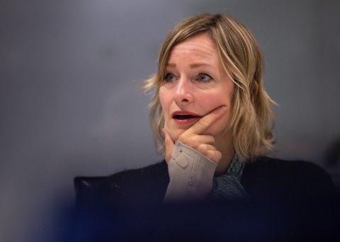SV-REDAKTØR: Byråd for oppvekst og kunnskap i Oslo, Inga Marte Thorkildsen, er dagens gjesteredaktør i Nettavisen.