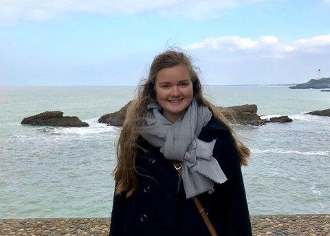 FORTSATT SAVNET: 20 år gamle Marie Sæther Østbø fra Stavanger har vært savnet i Sedgefield i Sør-Afrika siden onsdag.