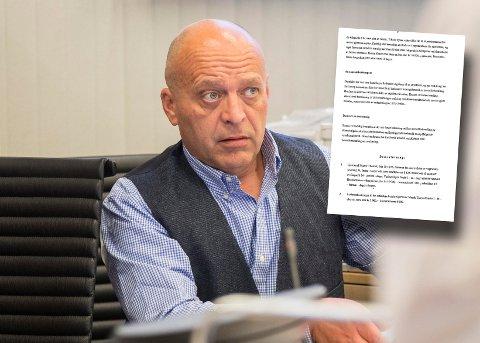 Gjermund Cappelen ble dømt for promillekjøring i Oslo tingrett i 2002. Men han mistet ikke førerkortet, som er normalt.