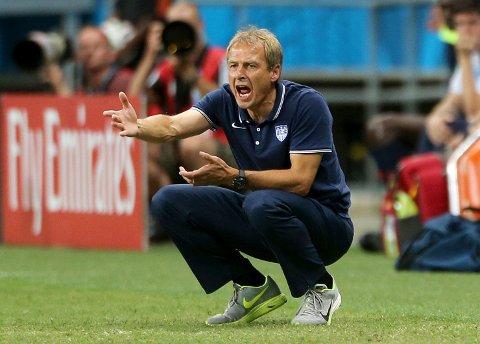 SUKSESS: Jurgen Klinsmanns USA har imponert mange i VM.