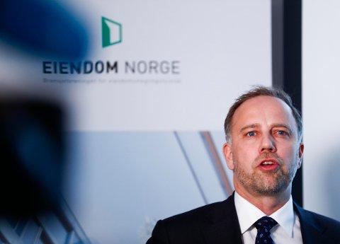 BYTTER BEITE: Christian V. Dreyer i Eiendom Norge skal styre kontakten mot omverden for eiendomsmilliardæren Ivar Tollefsen.