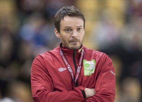 LANDSLAGSSJEF: Christian Berge har gjort en god jobb på det norske landslaget.
