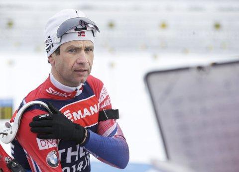 ENIG: Ole Einar Bjørndalen sier seg enig i utspillet fra blant andre Justyna Kowalczyk.