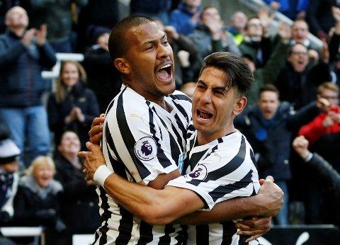 Denne Newcastle-duoen kan skape problemer for Bournemouth lørdag. Ayoze Perez og Salomon Rondon har funnet tonen de siste par månedene. Det har gitt Newcastle en opptur.