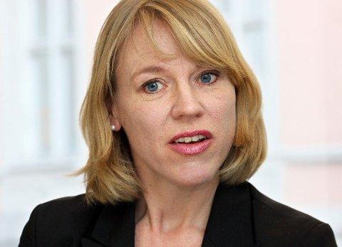 Anniken Huitfeldt.