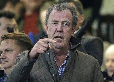 SPARKET: Og nå også muligens etterforsket. Jeremy Clarkson er i hardt vær om dagen.