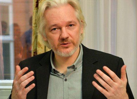 NEI: Assange har fått avsalg om asyl i Frankrike.