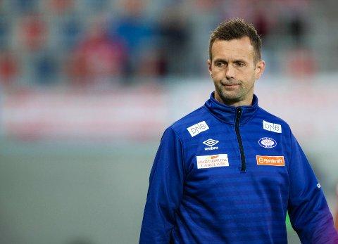 HYLLER DEN «NYE» MIDTBANEN: Vålerenga-trener Ronny Deila mener klubben har én av de beste midtbanene i norsk fotball.