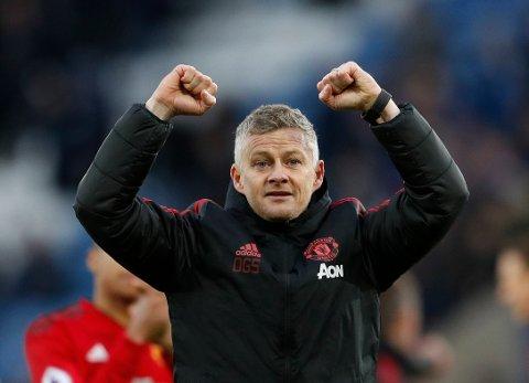 Ole Gunnar Solskjær blir permanent manager i Manchester United, spår Coolbet.