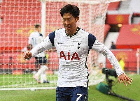 IMPONERER: Heung-min Son har fått en forrykende start på sesongen for Spurs.