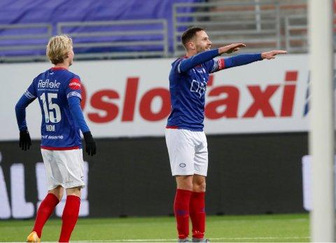 Eliteserien i fotball for menn starter 2. påskedag neste sesong. Foto: Terje Bendiksby / NTB