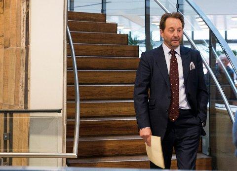 COMEBACK: Kjell Inge Røkke og Aker hadde et solid comeback i fjor høst, som sender Røkke oppover listen over Norges rikeste.