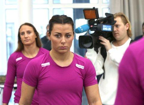 MØRK: Nora Mørk er en profilert norsk håndballspiller.
