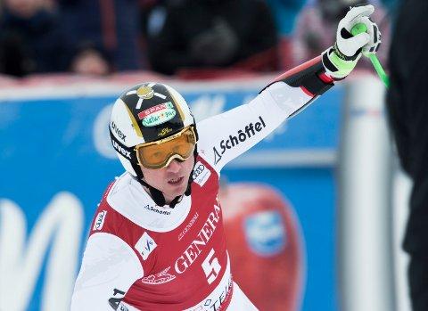 Hannes Reichelt legger opp etter 20 år som toppalpinist. Foto: Geir Olsen / NTB