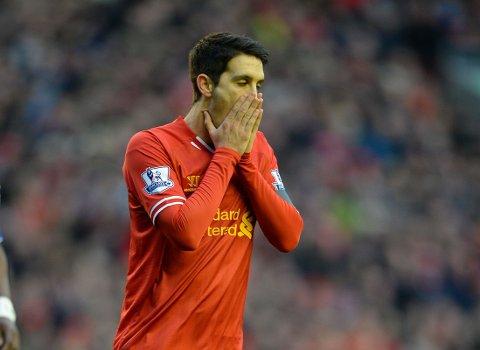 KJØRTE I FYLLA: Liverpool-spilleren Luis Alberto ble stoppet av politiet.