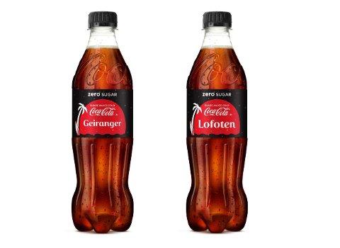 Nok en nyhet fra Coca-Cola. Nå handler det om å finne din favoritt sommerby.