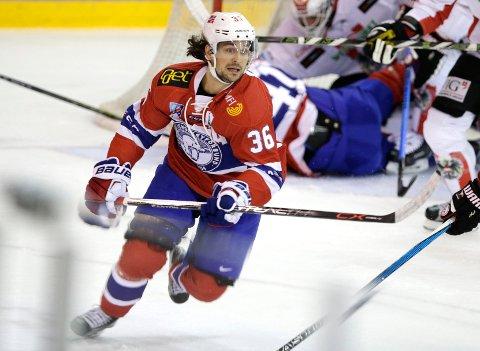 VELDEDIGHET: Mats Zuccarello tar med seg flere av sine NHL-kamerater til veldedighetskamp i Stavanger i august.