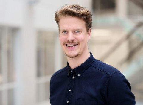 KAN TIDOBLES: Torbjørn Bull Jenssen i Arcane Crypto utelukker ikke en tidobling av Bitcoin-kursen om noen år.