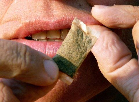SNUS: De som snuser og ikke bedriver fysisk trening, har dårligere blodårefunksjon enn røykere.