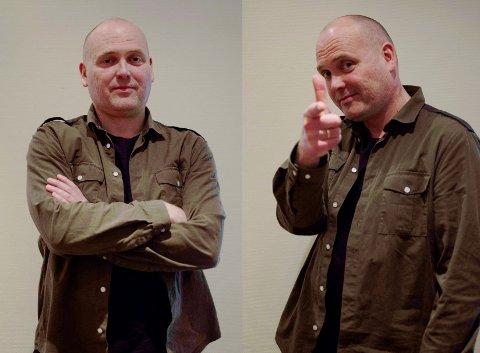 Arild Ommundsen oppfordrer alle potensielle filmskapere til å våge mer, satse og jobbe hardt for å bli gode.