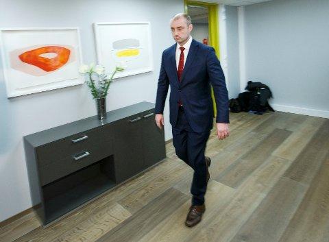 Tidligere arbeids- og sosialminister Robert Eriksson (Frp) lanserte lørdag en ny trygdeordning for alle under 30.