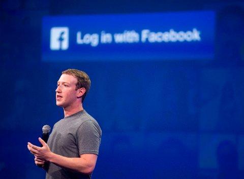 Facebook har vært i hardt vær over lengre tid grunnet måten selskapet behandler dine personlige data på. Nå er en mulig ny sikkerhetsbrist oppdaget, ifølge flere tech-nettsteder. Illustrasjonsfoto: Facebook-eier og -sjef: Mark Zuckerberg.