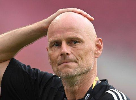 KLUBBLØS: Ståle Solbakken fikk sparken etter flere suksessrike år med FC København.