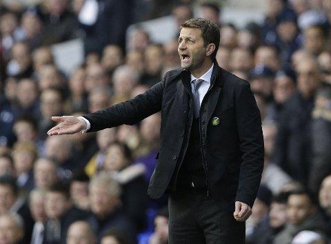 FERDIG? Sky Sports hevder Tim Sherwood er ferdig i Tottenham etter sesongen.