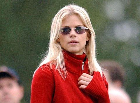 PENGER TIL GODE: Tiger Woods' ekskone Elin Nordegren.