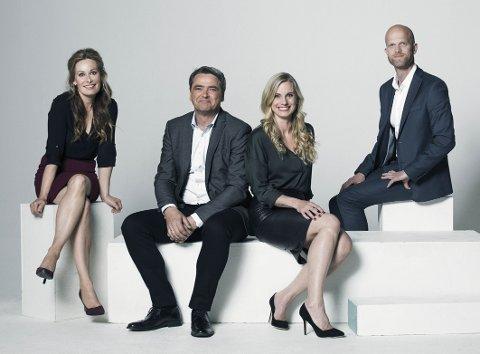 TRETTENDE SESONG: Luksusfellen er et av MTG TV sine mest trofaste programmer, og går nå inn i sin trettende sesong.