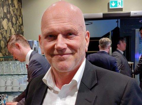 I HARDT VÆR: Fylkesleder i Oslo Frp, Geir Ugland Jacobsen, risikerer å bli ekskludert.