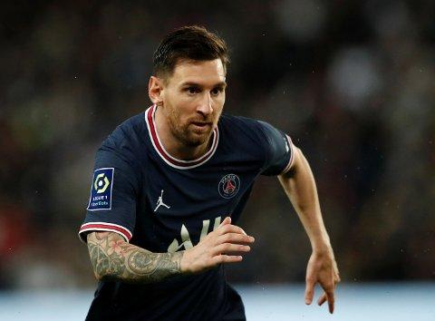 SCORET: Lionel Messi satte inn 2-0-målet da PSG slo Manchester City.