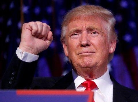 Donald Trump ønsker å deportere flere millioner ulovlige innvandrere fra USA.
