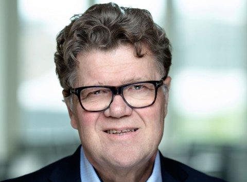 Tor Berntsen, administrerende direktør i Kredinor. Foto: Kredinor/pressebilde