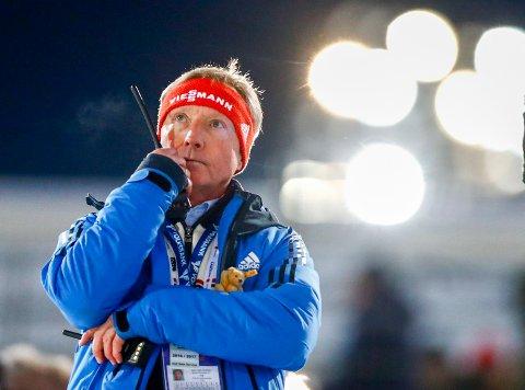 GIR SEG: Renndirektør i hopp, Walter Hofer, gir seg etter neste sesong. Her på plass under ski-VM i Lahti i 2017.