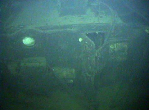 """På 490 meters dyp har Statnett oppdaget det tyske krigsskipet """"Karlsruhe"""" som ledet angrepet på Kristiansand 9. april 1940."""