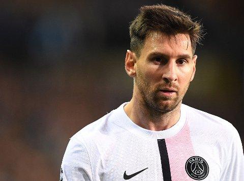 Lionel Messi er det store stjerne i Ligue1. Han gikk målløs av banen mot Lyon sist søndag.