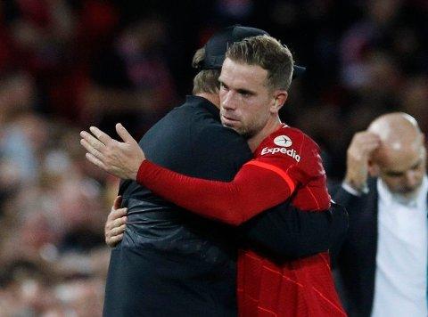 VAR ØNSKET: Liverpools Jordan Henderson skal angivelig ha vært ønsket av en annen europeisk storklubb i sommer.