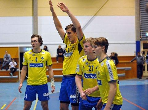 Kristian Rammel (bildet) blir en viktig del av BSKs midtforsvar i cupfinalen.