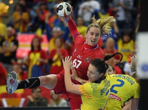 SJOKKSEIER: Tsjekkia er videre i VM etter seier mot Romania.