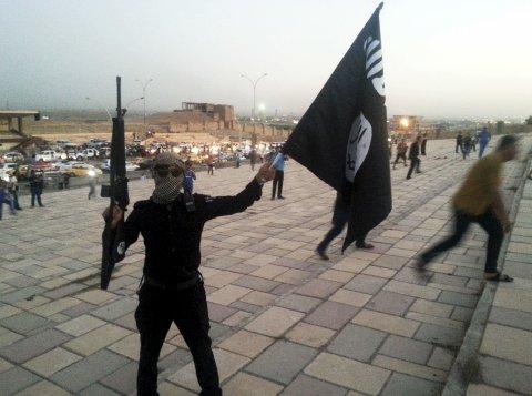 Illustrasjonsfoto: Mosul i Nord-Irak da byen ennå var under kontroll av ekstremistgruppa IS.