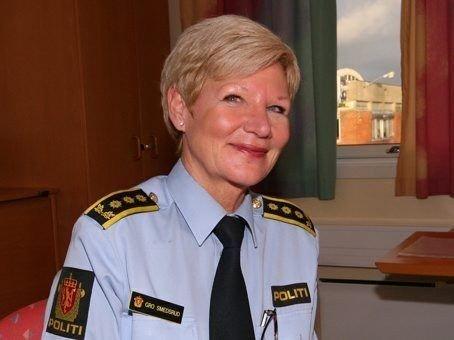 Stasjonssjef Gro Smedsrud avviser at det er organiserte gjenger i Manglerud politidistrikt.