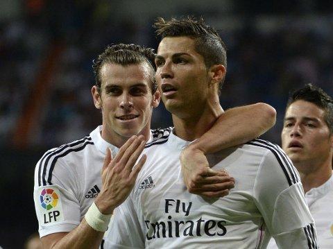 MANCHESTER: Denne Real Madrid-duoen skal være på vei til Manchester United.