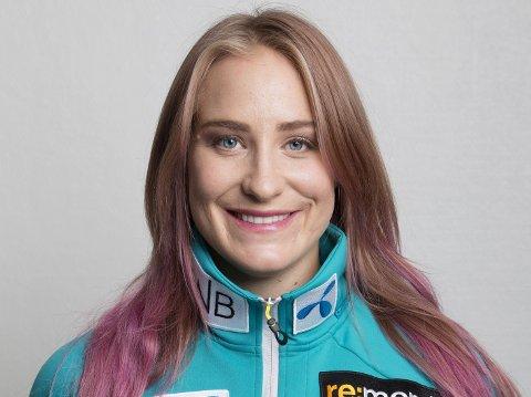 HEAD: Lotte Sejersted skal kjøre på Head-ski neste sesong.
