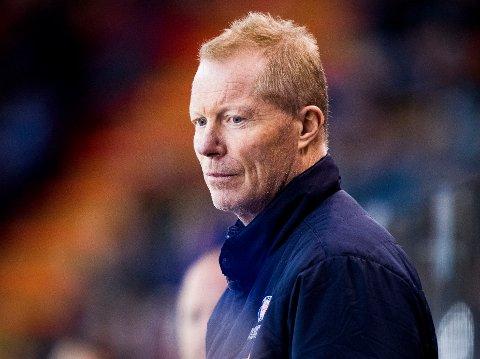 INGEN FEST: Vålerenga og trener Roy Johansen greide ikke å avslutte med seier da Storhamar besøkte dem for siste gang i Jordal Amfi. Bildet er fra en tidligere kamp.