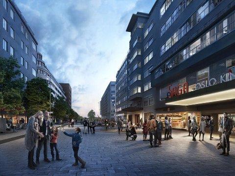– Målet er å få dette på plass senest innen utgangen av 2023. Klarer vi det, blir Oslo trolig den første hovedstaden i verden som får nullutslippssoner, sier Lan Marie Berg.