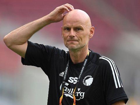 MISTET JOBBEN: Ståle Solbakken har fått sparken i FC København, etter mer enn tolv års fartstid som klubbens trener.