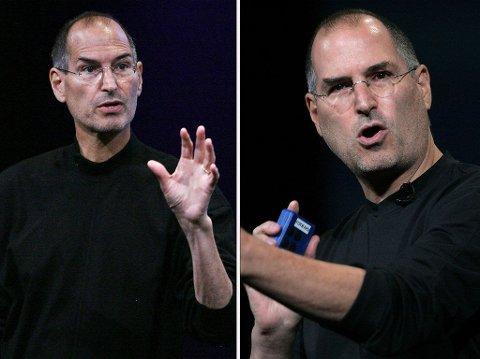 JOBS i og 2: Steve Jobs melding om sin helsetilstand satte Apple-aksjene i et langt bedre lys.