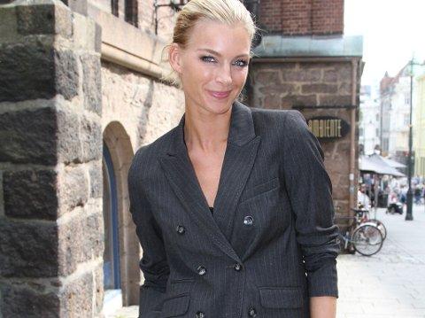 PREMIEREKVELD: Kathrine Sørland er klar for første runde av Skal vi danse.