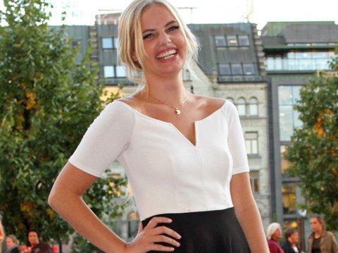 AMALIE HENDEN er ute av «Top Model».